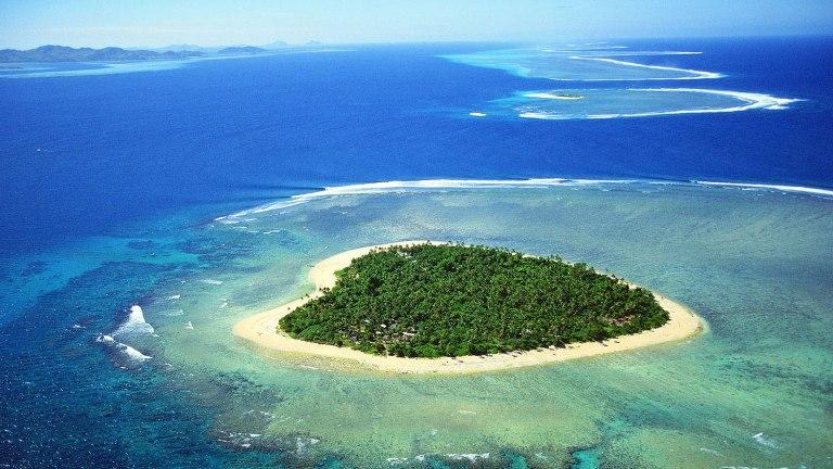 Dešimt populiariausių salų pasaulyje