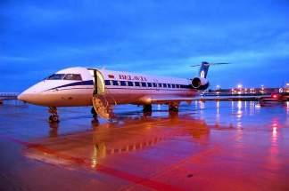 Pradėtas tiesioginis skrydis Palanga – Minskas