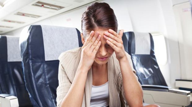 Kaip išvengti nemalonių pojūčių skrydžio metu?