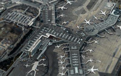 Top 10 didžiausių oro uostų pasaulyje